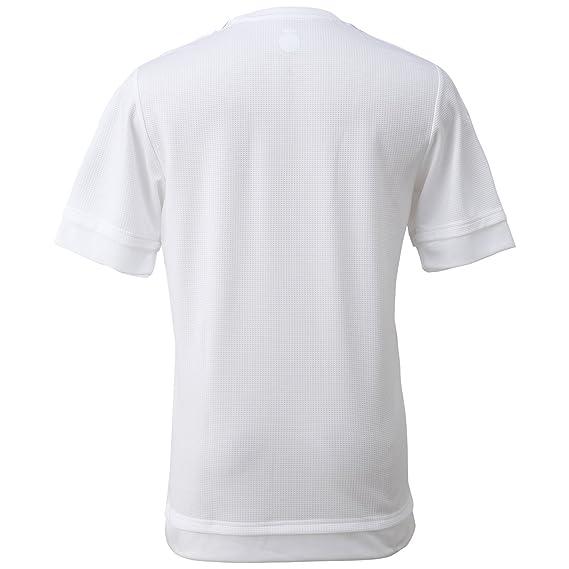 Adidas 2ª Equipación Real Madrid 2015/2016 - Camiseta Oficial: Amazon.es: Zapatos y complementos