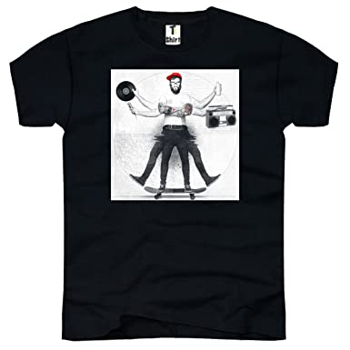 TEE-Shirt, Herren T-Shirt mit Aufdruck . Coole Motive. T-