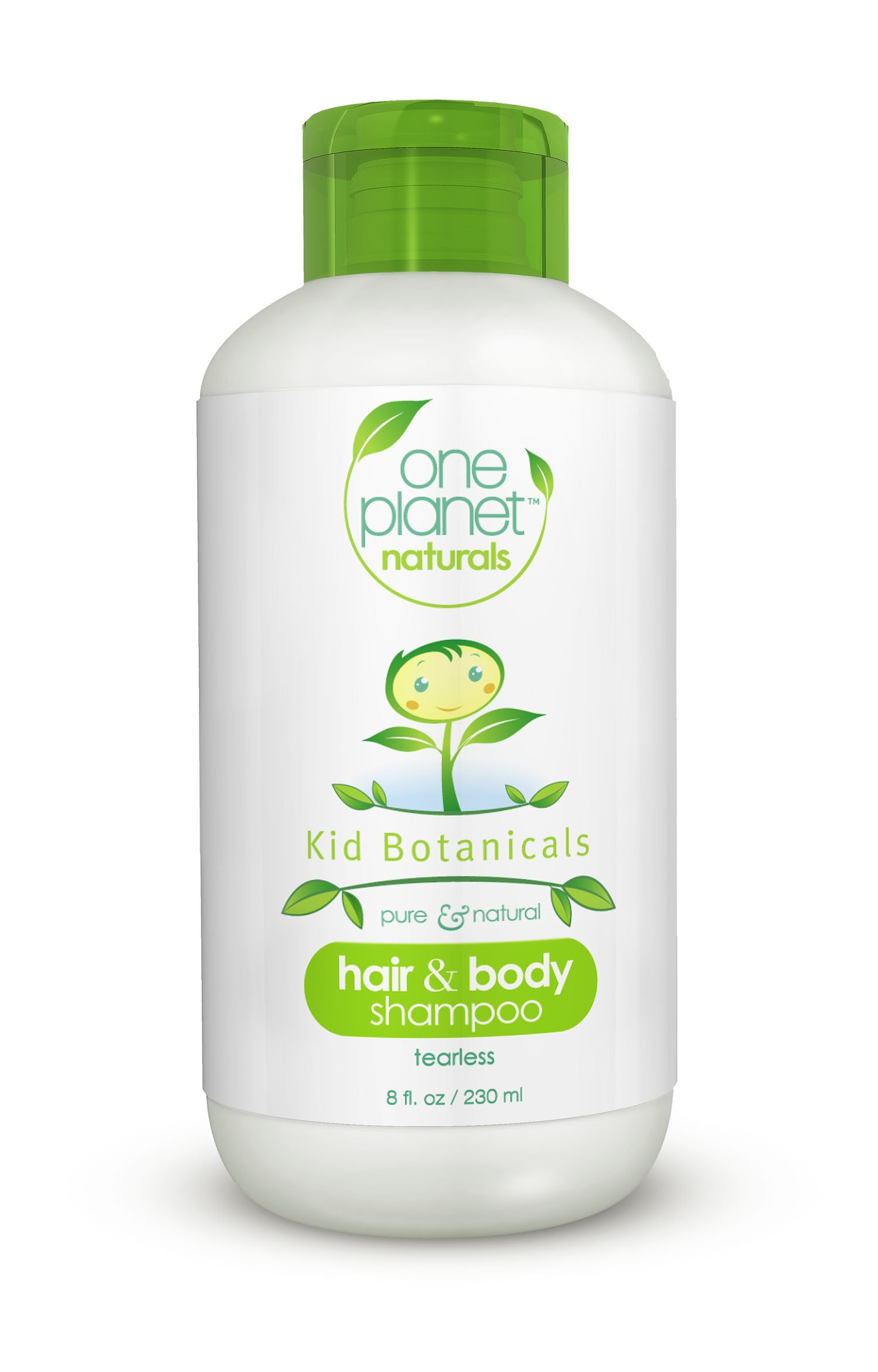 One Planet Naturals Hair & Body Shampoo (Tearless)