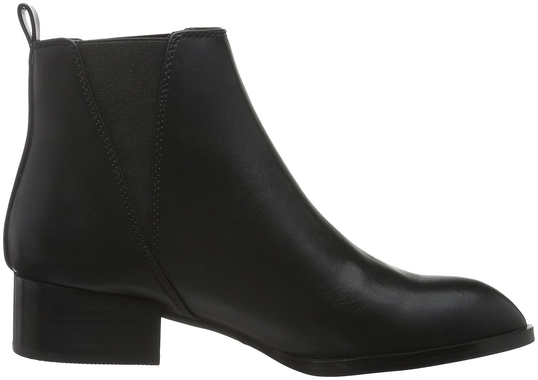 Buffalo Women's B104A-49 P1735A PU Ankle Boots, Black-Schwarz (Black 01),  3.5: Amazon.co.uk: Shoes & Bags