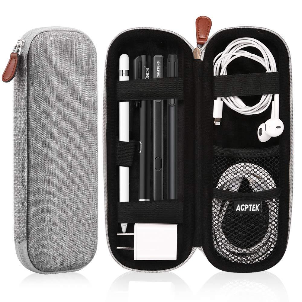 Colore Nero Mp3 e Accessori AGPTEK VR1 Protezione Copertura Durevole con Moschettone di Metallo per Registratore Vocale