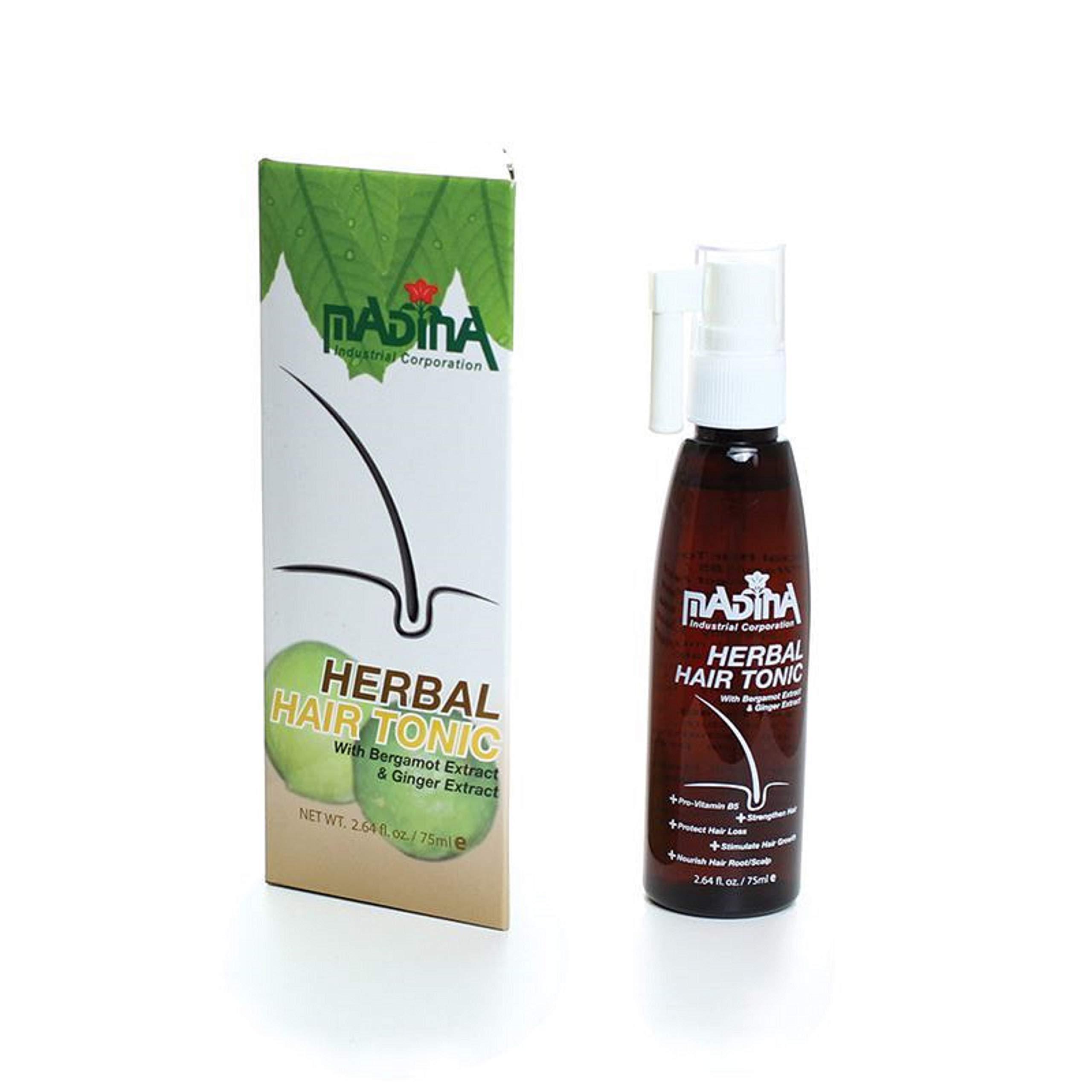 Herbal Hair Tonic by OMAQA