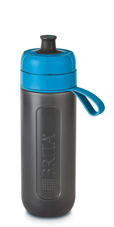 Brita Sport Trinkflasche mit Wasserfilter fill& go Active, blau 072216