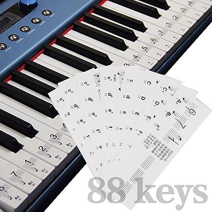 A-szcxtop 32/49/54/61/88 clave Piano/órgano