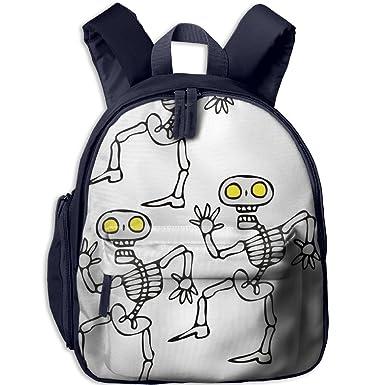 Amazon.com: Niños Pre escuela mochila niño y niña de ...