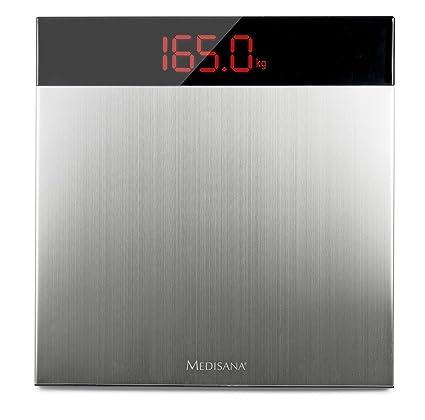 Medisana PS 460 40433, Báscula Personal Digital XL, para determinar el peso corporal hasta