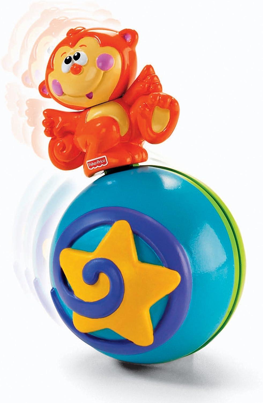 Fisher-Price - Tití bola (Mattel): Amazon.es: Juguetes y juegos