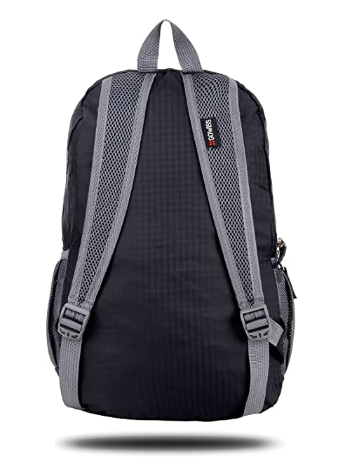 Gowiss Backpack - Rated 20L   33L- Most Durable Packable Convenient  Lightweight Travel Backpack Daypack - Waterproof,Ultralight and Handy -  (Black, ... f8d9dd9507