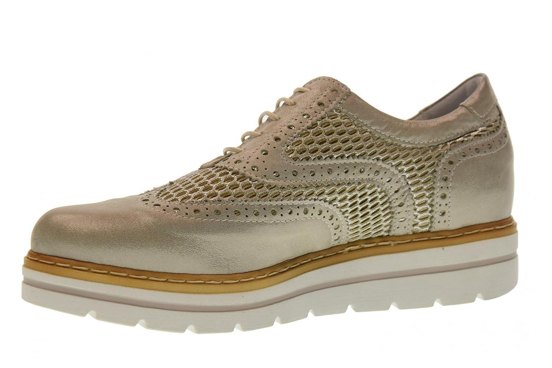 Nero Giardini Zapatos de Las Muchachas Inglés P805213D/505 39 EU|Savana Perlato
