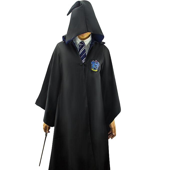 Harry Potter - Capa - Oficial -Cinereplicas (Large Adultos, Ravenclaw)