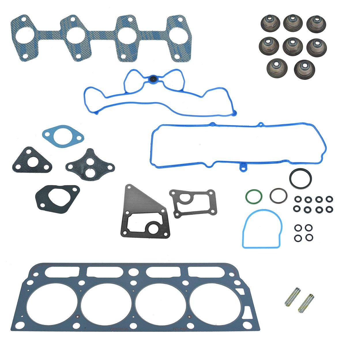 FEL-PRO Head Gasket /& Bolt Kit for Cavalier Sunfire S10 S15 Sonoma Hombre 2.2L