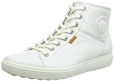 Ecco Soft 7 430023 Damen High-Top Sneaker
