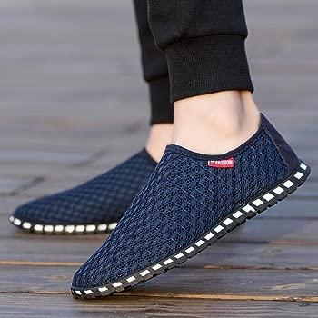 Covermason Zapatos Zapatos casuales hombre, respirables al aire ...