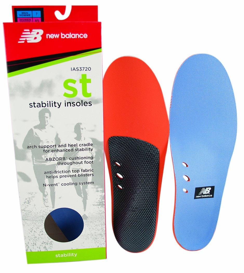 New Balance Insoles IAS3720 - Plantilla de Estabilidad 16 US Mens|Not Applicable
