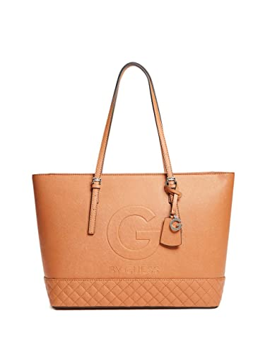 9a075a77ae ... G by GUESS Womens Gilman Quilted Tote Bag Handbags Amazon.co best cheap  03a41 5cdde ...
