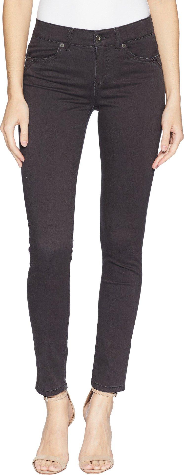 UNIONBAY Women's Karma Solid Skinny Pant, Dark Galaxy Grey, 7