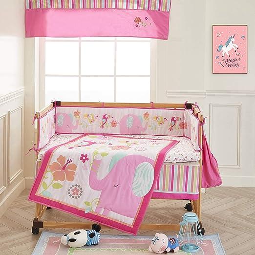 Conjunto de ropa de cama 9 piezas