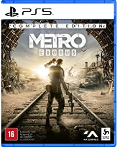 Metro Exodus. Complete Edition - Playstation 5