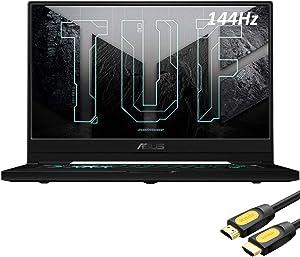 2021 TUF by_ASUS Dash F15 3060 Gaming Laptop, 144Hz FHD 15.6