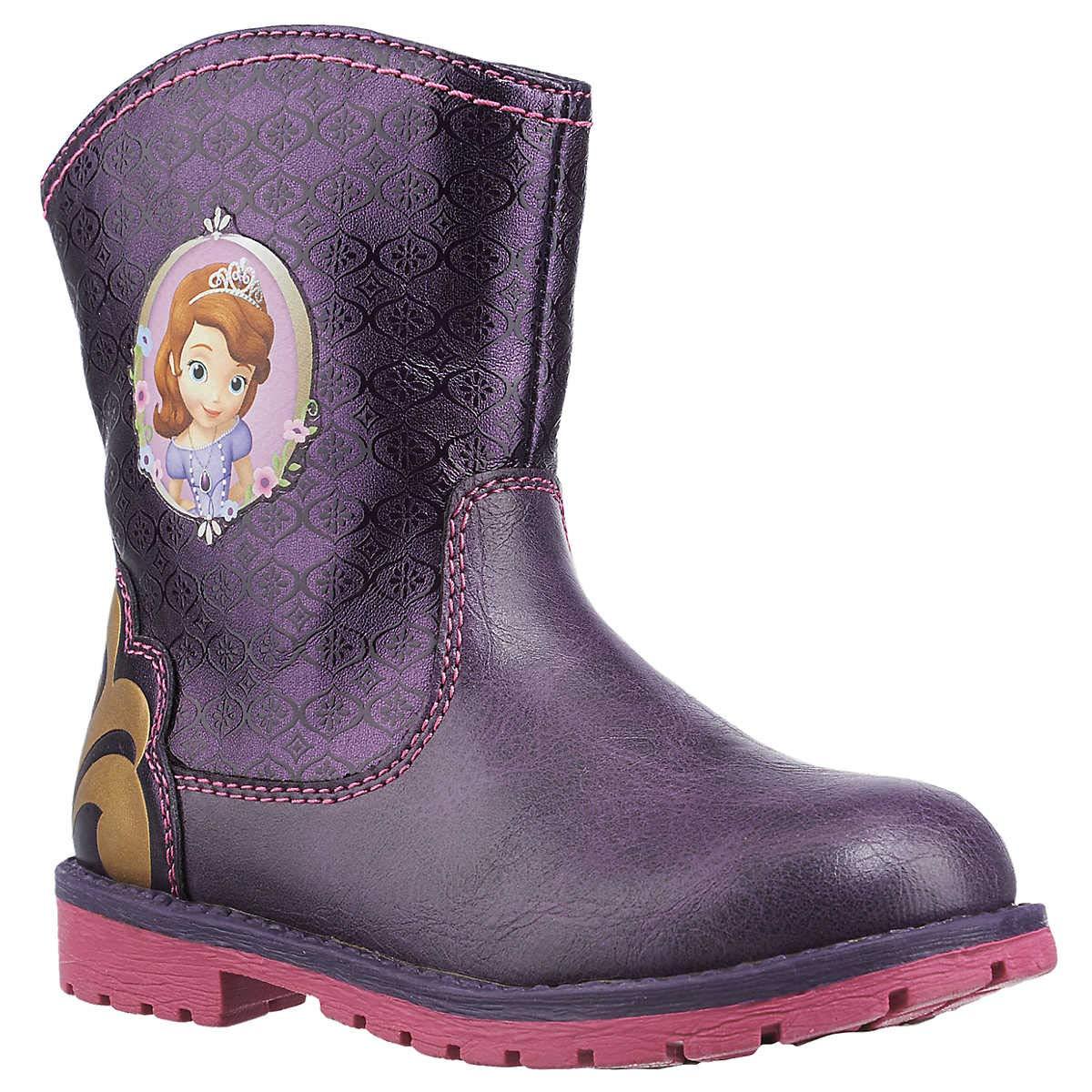 Sofia die Erste Kinder Winterstiefel Schuhe Stiefel Winter