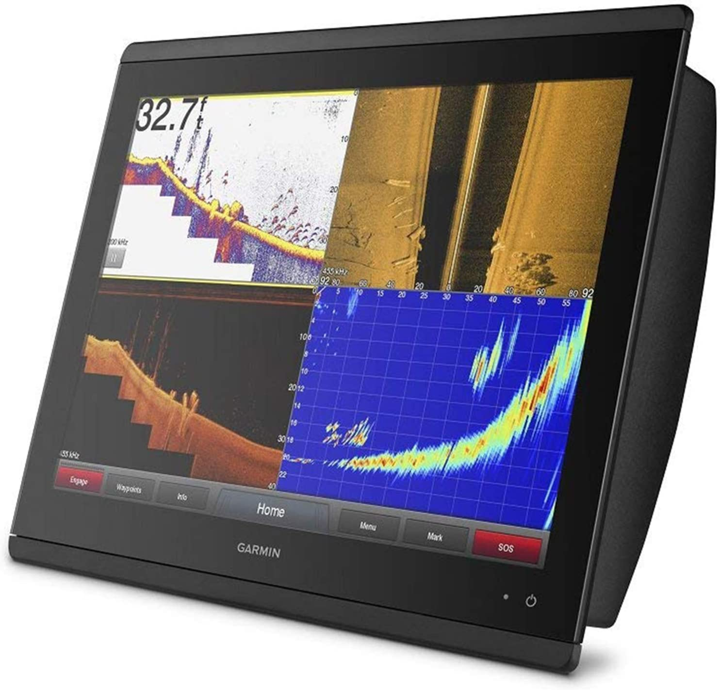 Garmin 010 – 01510 – 00 GPSMAP 8417 Radar: Amazon.es: Electrónica