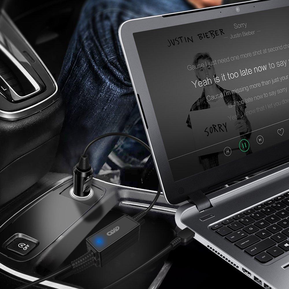 Amazon.com: QYD Cargador de coche portátil 65 W para Lenovo ...