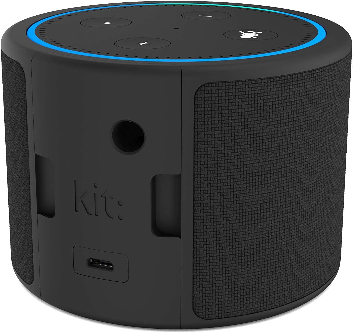powered speakers for amazon echo dot