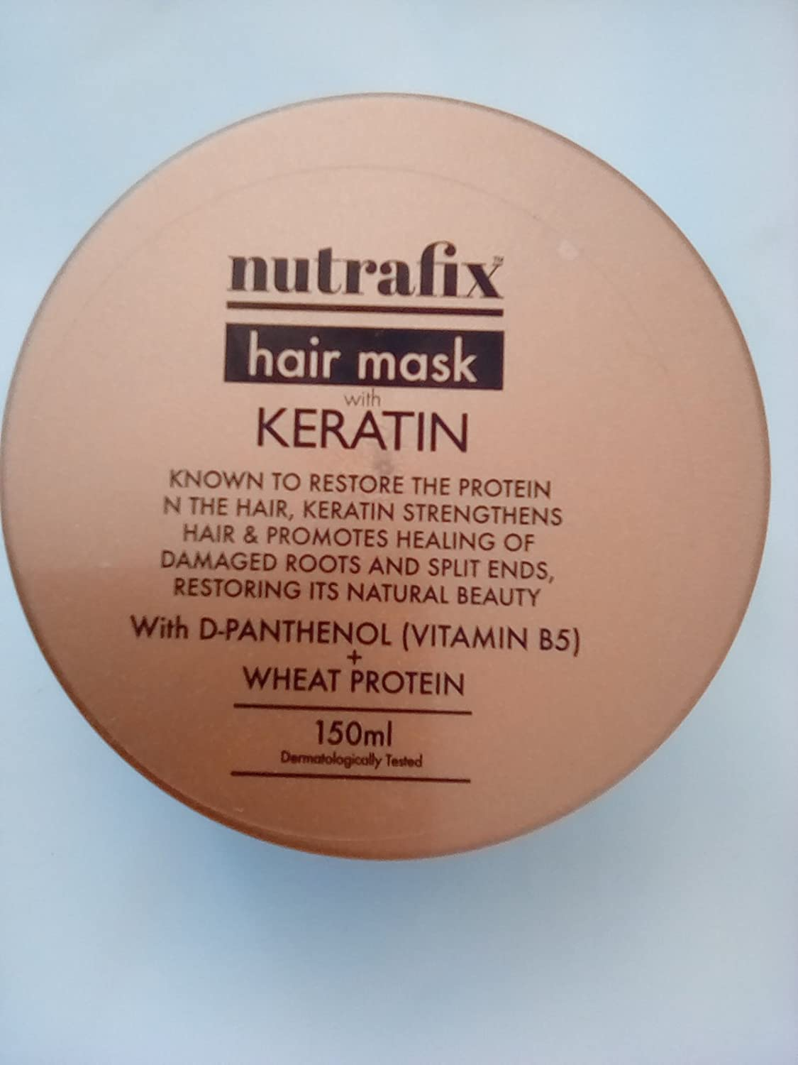 Nutrafix Haar Maske mit Keratin 150 ml Northern Marketing
