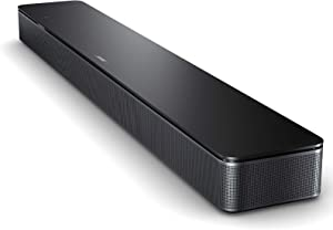 Bose Smart Soundbar 300 Bluetooth connectivity with Alexa Voice Control Built in, Black