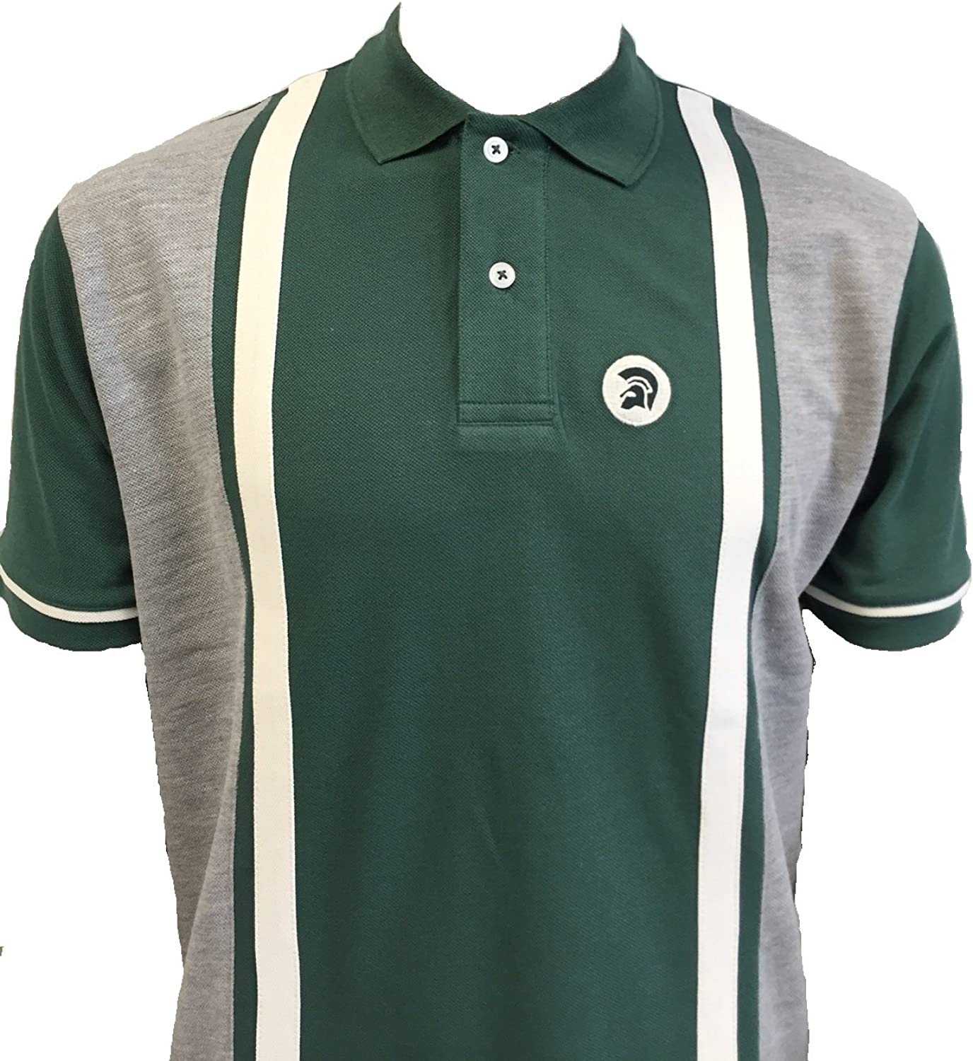 Trojan Records - Polo - para hombre verde bosque Small: Amazon.es ...