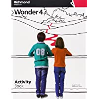 WONDER 4 ACTIVITY + AB CD - 9788466820165