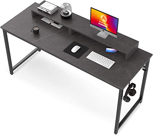 55 inch Computer Desk Home Office Study Writing Desk