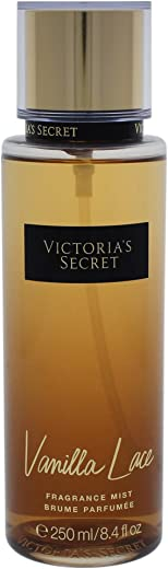 بخاخ معطر للجسم من فيكتوريا سيكرت 250 مل، فانيلا لايس