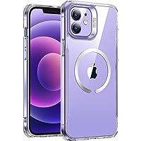 ESR Funda Compatible con iPhone 12/12 Pro (2020), Magnética Carcasa Compatible con MagSafe y Carga inalámbrica, Funda HD…