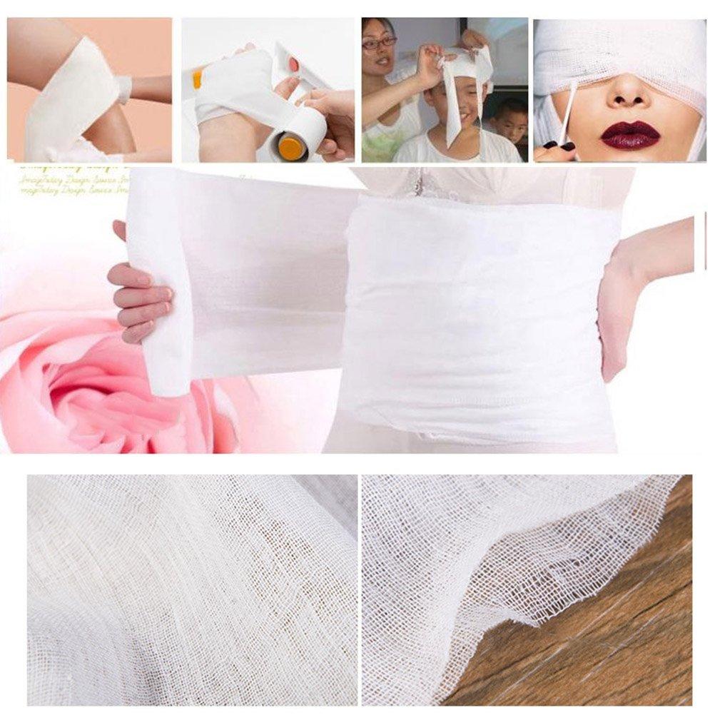 ATPWONZ 3 pcs Telas de Algodón 100% Natural Paños de Filtro Reutilizables para Hacer Queso (90 * 180cm): Amazon.es: Hogar