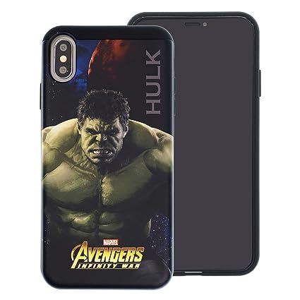 coque iphone xs avengers