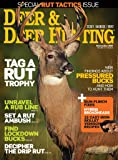 Deer & Deer Hunting [Print + Kindle]