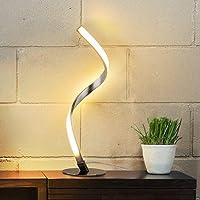 Albrillo Lámpara de Mesa LED Espiral - Lámpara