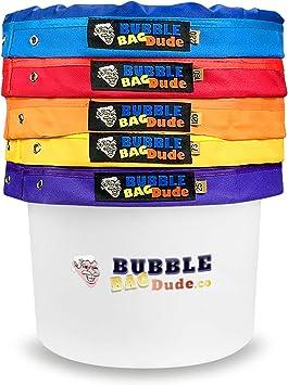 Amazon.com: BUBBLEBAGDUDE. Bolsa de burbujas de 5 galones ...