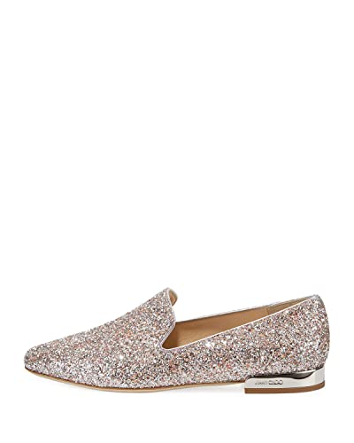 1f2afd062a7137 Image Unavailable. Image not available for. Color  JIMMY CHOO Jaida Flat ...