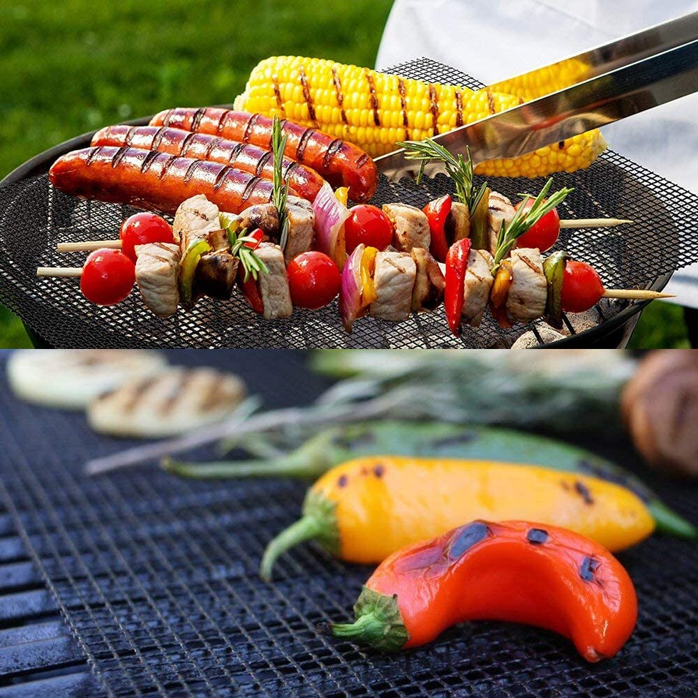 Grill Mesh Mat Set of 3