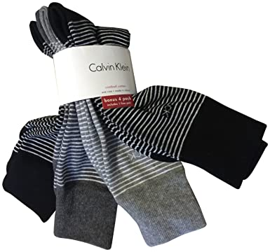da74257c1abb Image Unavailable. Image not available for. Color: Calvin Klein Men's Dress  Socks ...