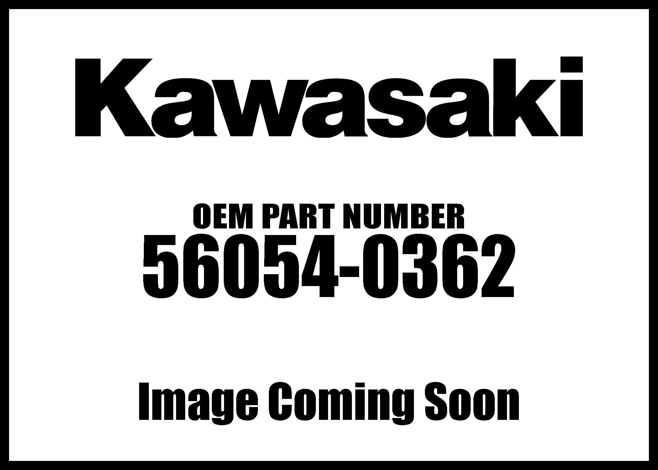 Kawasaki 2009 Teryx 750 Fi 4X4 Sport Tail Gate Cover Mark 56054-0362 New Oem