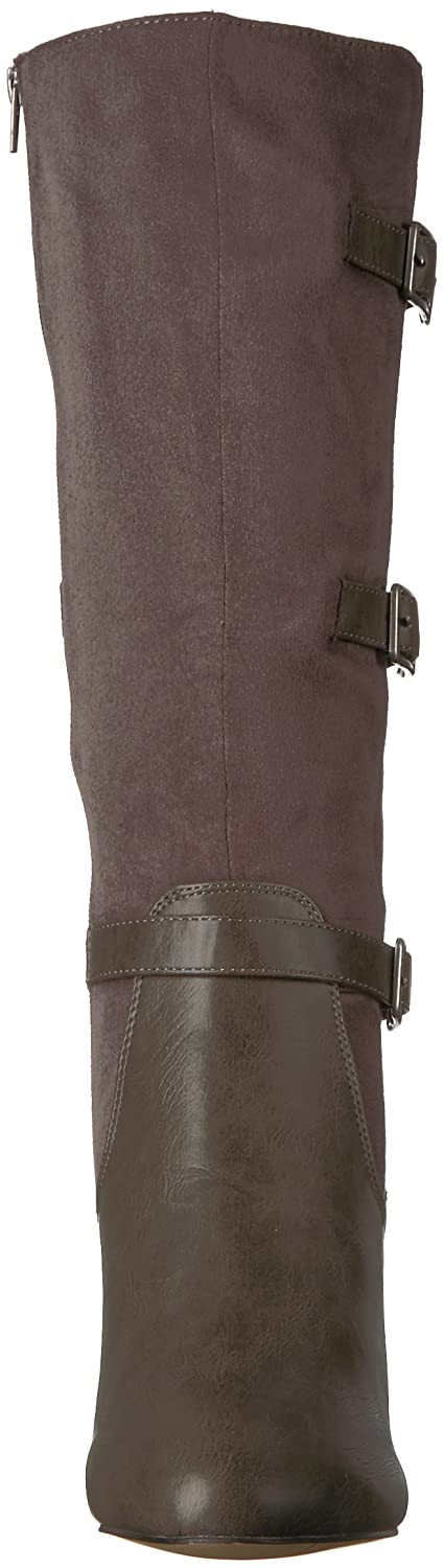 Bella Vita 9 Women's Talina Ii Harness Boot B06ZZDM5KN 9 Vita N US|Grey Burnish fbf28f
