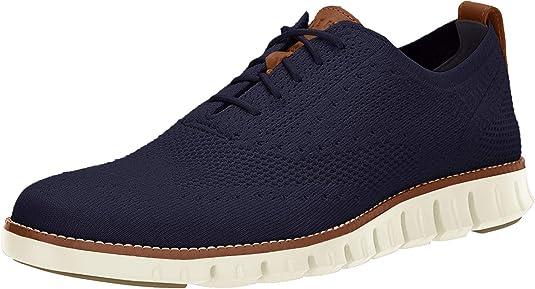 Cole Haan Zerogrand Stitchlite Oxford, Zapatos de Cordones Hombre
