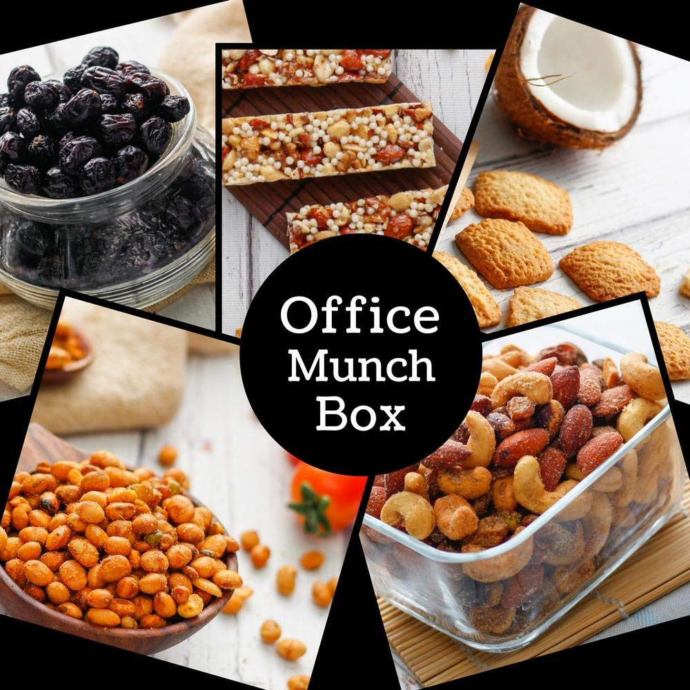 FabBox Office Munch Box - 700GM