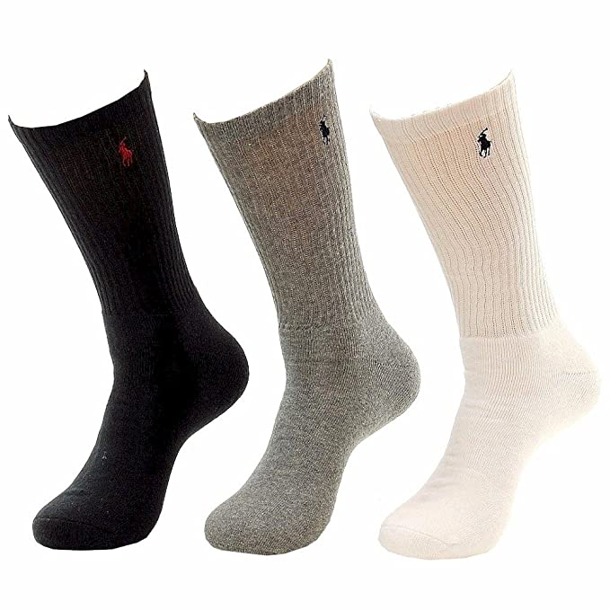 Polo Ralph Lauren para hombre Extended calcetines tripulación ...