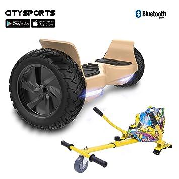 CITYSPORTS Balance Board Todo Terreno de 8.5