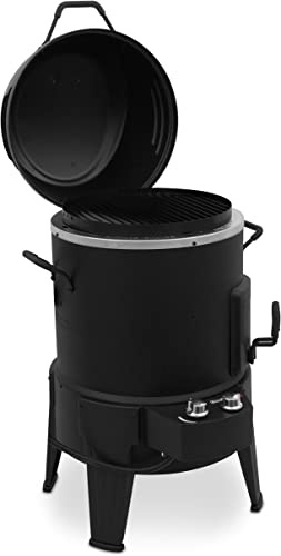 Char-Broil-The-Big-Easy-TRU-Infrared-Smoker-Roaster-&-Grill