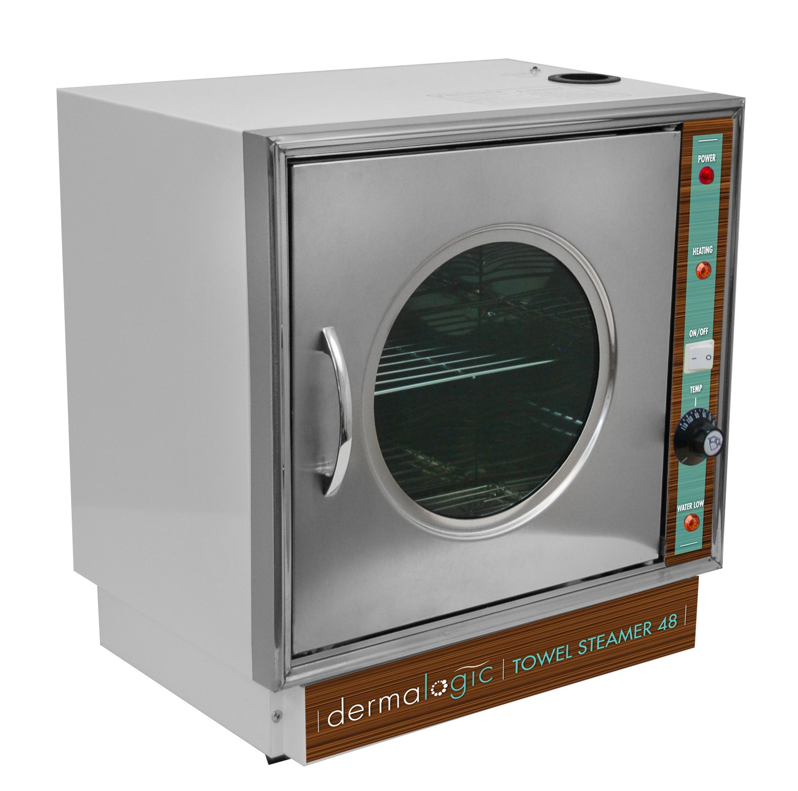 DERMALOGIC Towel Steamer 48 Massage Parlor Barber Shop Beauty Nail Salon Furniture Equipment by DERMALOGIC
